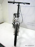 2 Sepeda Lipat ELEMENT COBRA ALLOY 20 Inci
