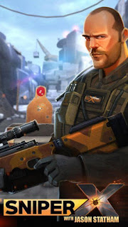 Sniper X Unlimited Money And Gold Apk