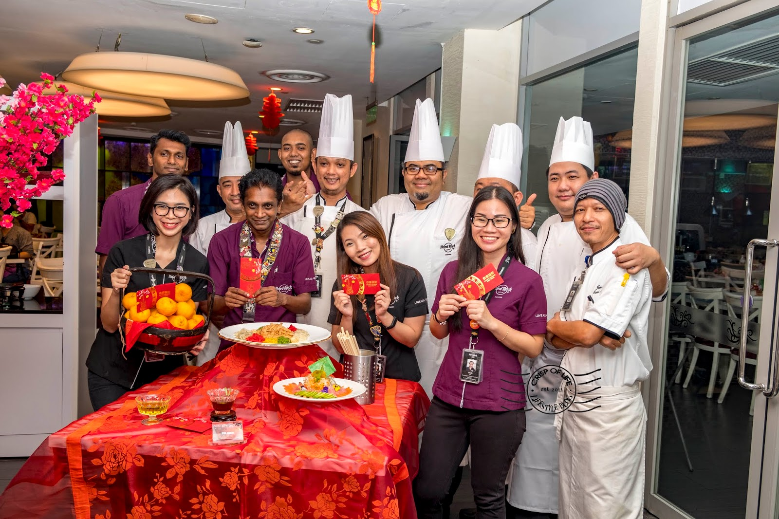 A Rockin' Lunar New Year 2019 Celebration at Hard Rock Hotel Penang