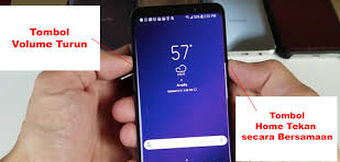 Cara Screenshot di Hp Samsung S9/S9+2