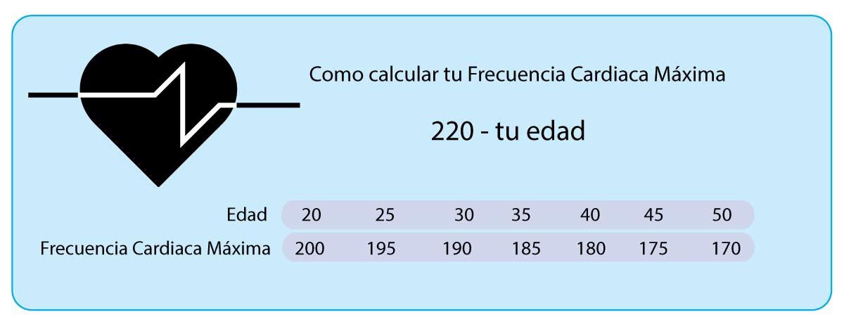 frecuencia cardiaca en niños de 2 a 3 años