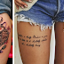 Leg tattoo collection!!!