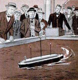 La vida de Nikola Tesla en còmic