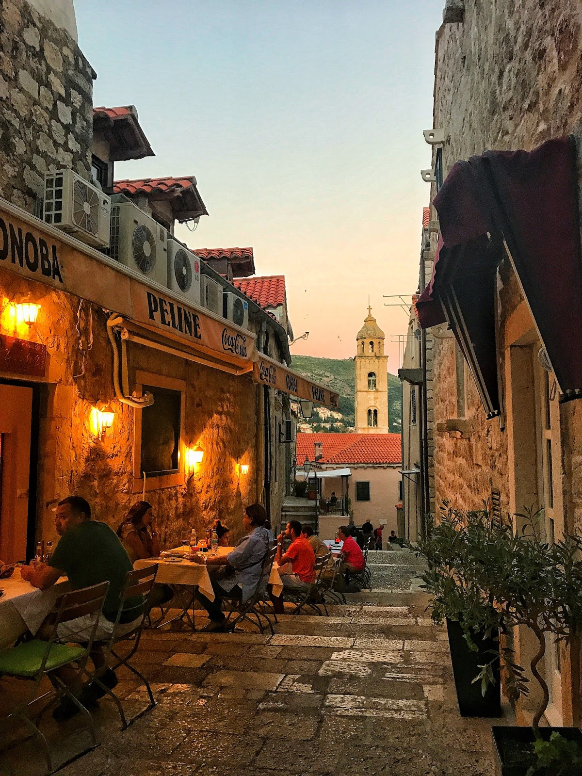 The Best Restaurants in Old Town Dubrovnik