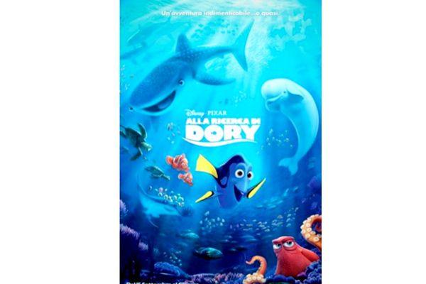 Alla ricerca di Dory-film
