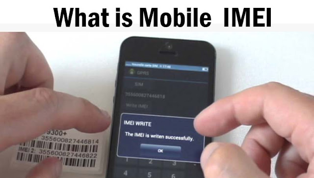 What Is Mobile IMEI Number