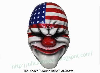 Dr-Kader Didoune DzRAT v0.9b