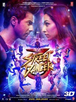 Street Dancer 3D Reviews