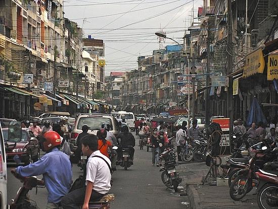 Tour To Korea From Cambodia