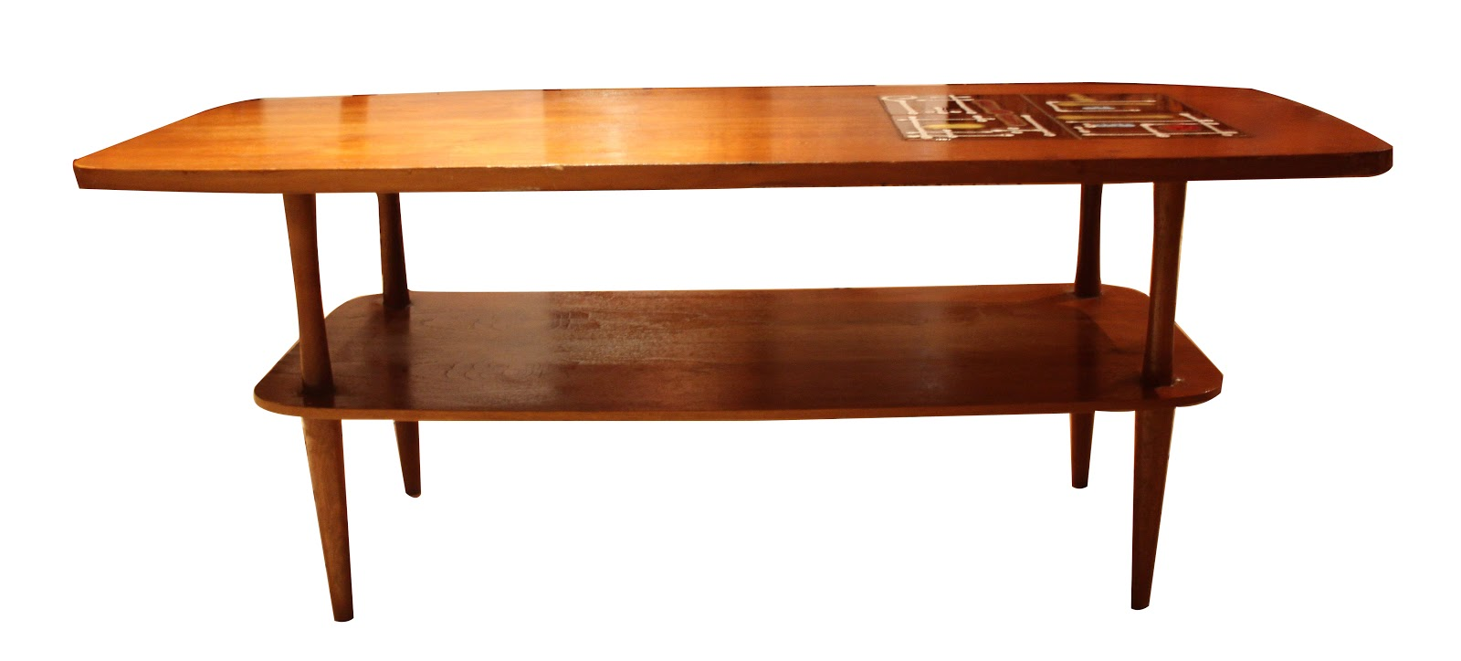 chicbaazar objets vintage 50 60 70 table scandinave teck. Black Bedroom Furniture Sets. Home Design Ideas