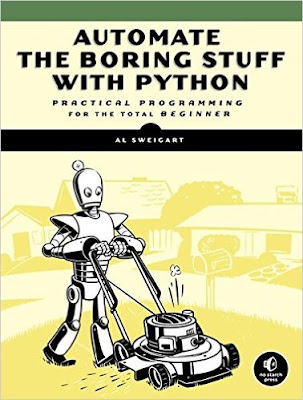 Download Free Automate the Boring Stuff with Python Book PDF