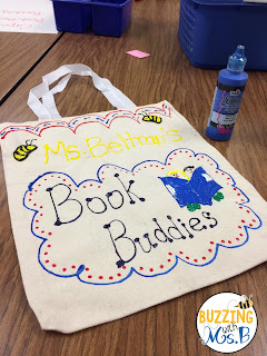 Engaging your readers and building a love for reading is so important, but it can be a challenge, too. In this post, I share about how to create a buddy readers program to benefit both the big buddies and the little buddies! This post explains, step by step, how to start your program, get organized, and build reading relationships between your big and little buddies!