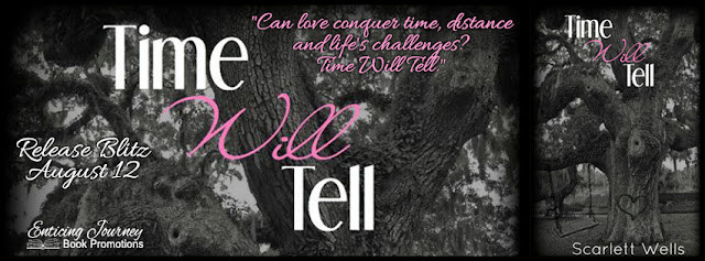 Time Will Tell Release Blitz!