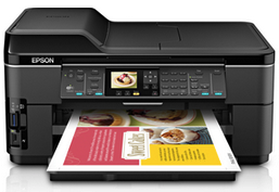 Epson WorkForce WF-7510 All-in-One Printer support, Epson WorkForce WF-7510 All-in-One Printer setup