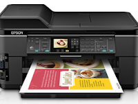 Epson WF-7510 driver download for Windows, Mac, Linux