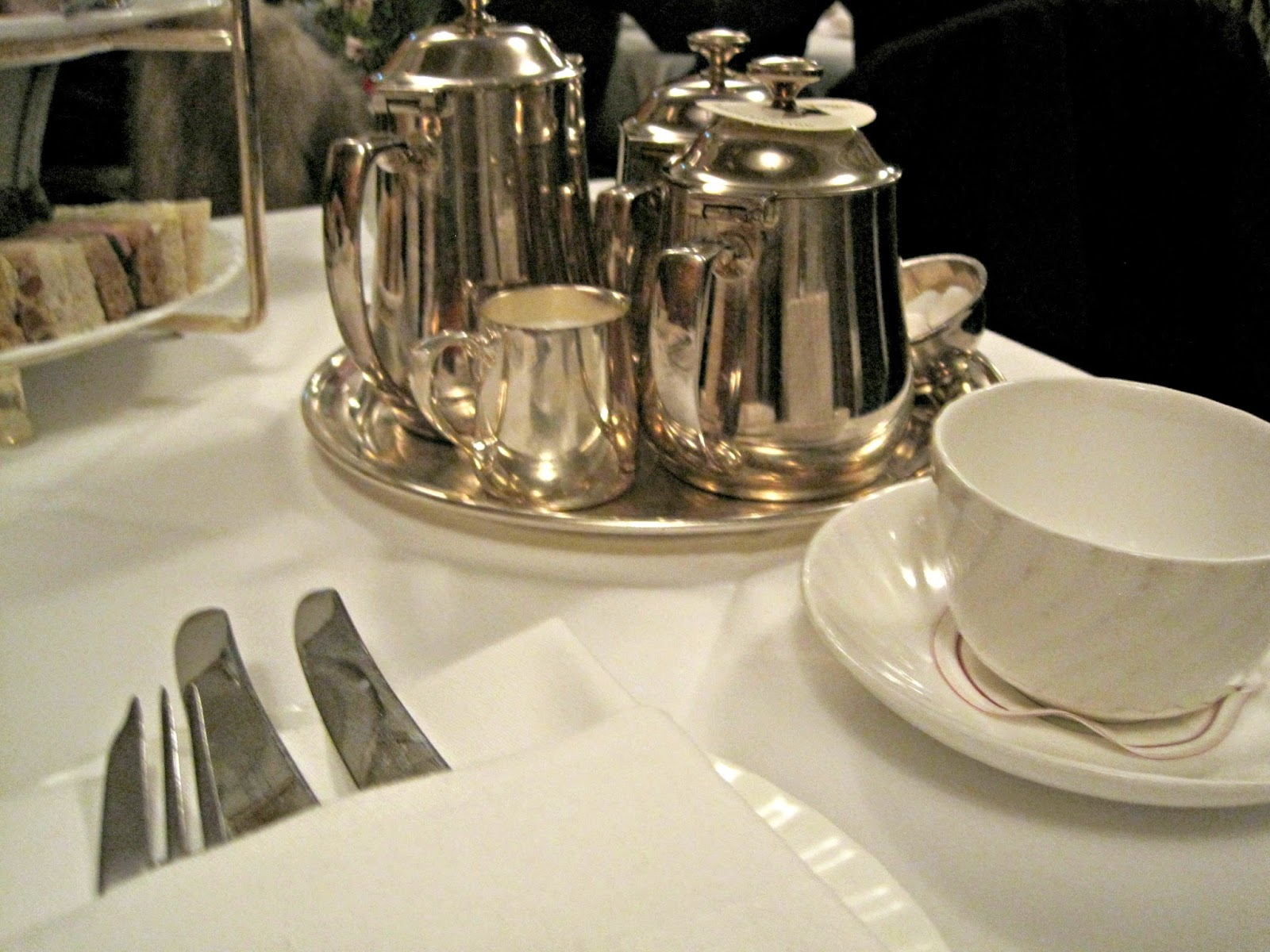 Afternoon Tea At Betty S Tea Rooms The Perfect Christmas