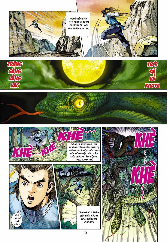 Anh Hùng Xạ Điêu anh hùng xạ đêu chap 43 trang 13