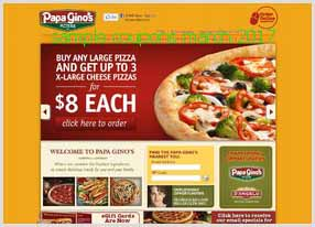 Papa Gino's coupons march
