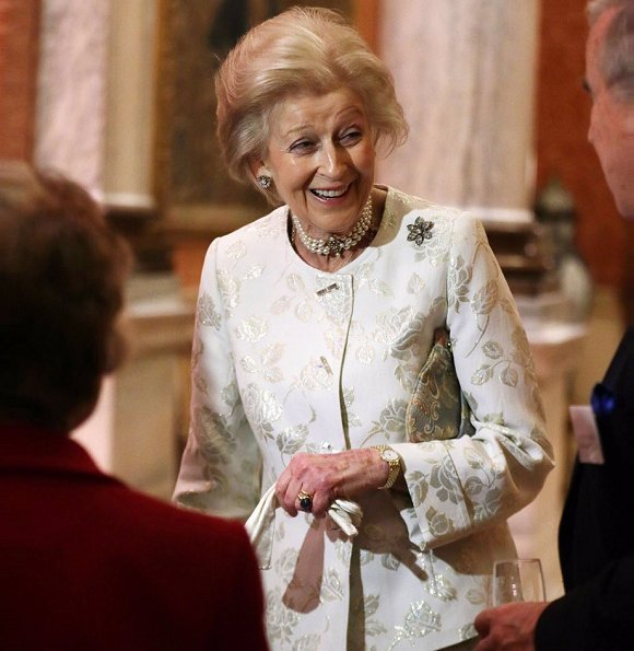 Princess Alexandra was born on Christmas Day in 1936. Princess Alexandra, The Honourable Lady Ogilvy is the Queen's first cousin