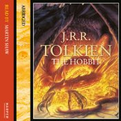 The Hobbit audiobook cover