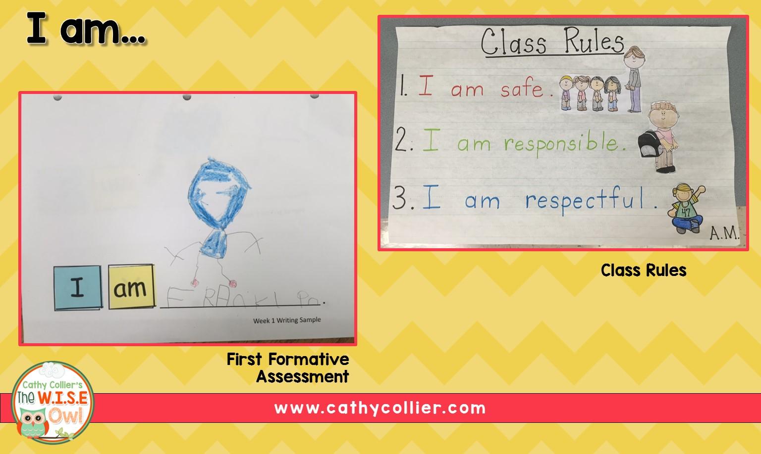 I Am Kindergarten