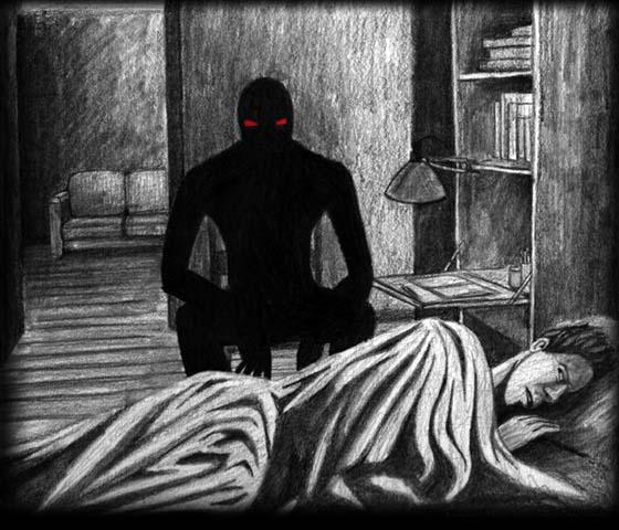 La parálisis del sueño suele ser una mala experiencia