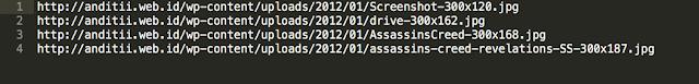 Cara Download Banyak File Menggunakan Wget-anditii.web.id