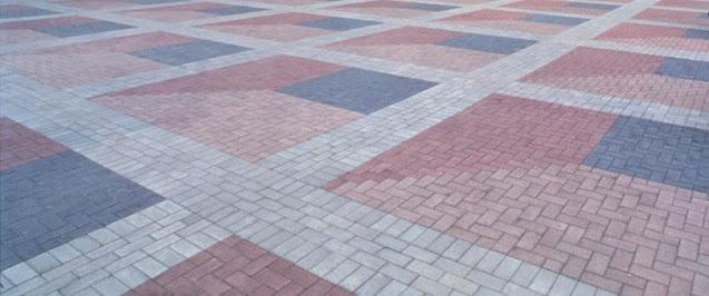 Pasang paving block, pemasangan conblock