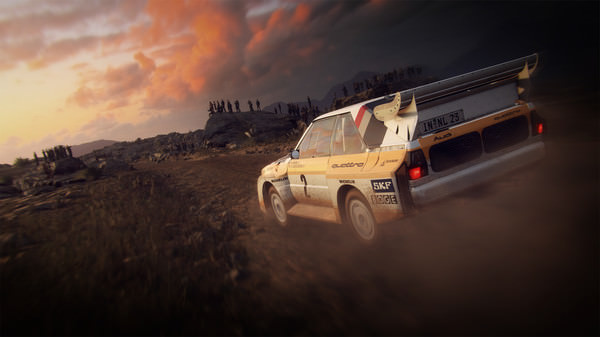 DiRT Rally 2.0 PC Full Español