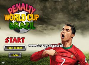 Jugar Penalty Wold Cup Brazil