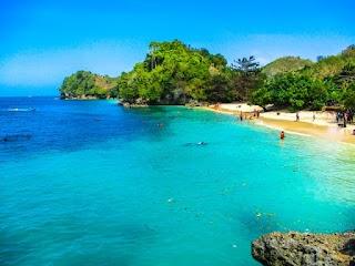 Pantai 3 (Tiga) Warna di Malang, Pantai Terindah di Jawa Timur