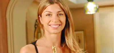 Grazi viveu sua primeira protagonista de novela em 2008