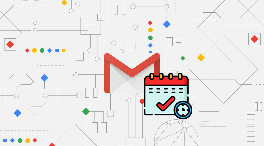 How to Schedule Gmail to send email later time