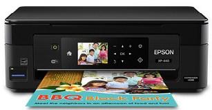 Epson XP-440 Printer Driver Download
