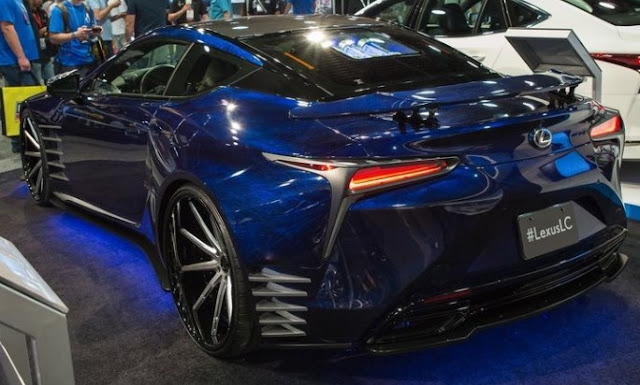 Lexus LC500 Coupe