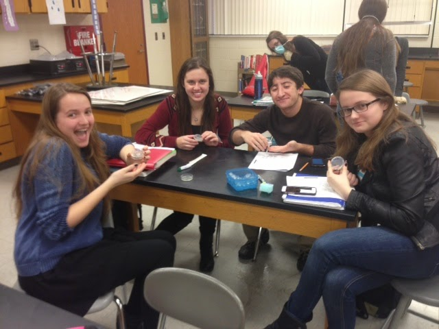 AHS AP Biology 2014-15