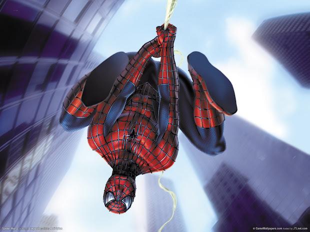 Spider-Man Fan Art Wallpaper HD Desktop