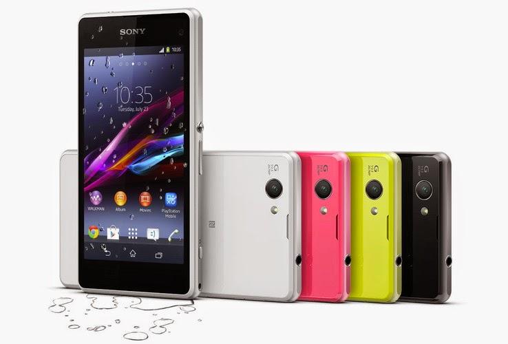 Gambar Sony Xperia Z1 Compact