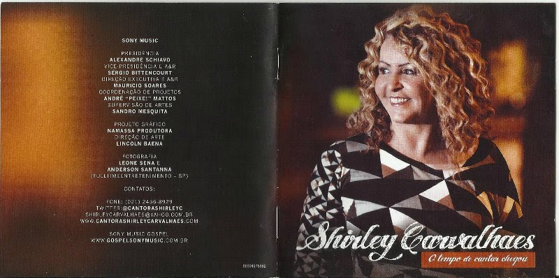 cd shirley carvalhaes o tempo de cantar chegou rar