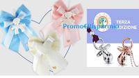 Logo LeBebé Progetto Cicogna 3° edizione: Fiocco nascita come regalo sicuro e vinci un viaggio per la famiglia