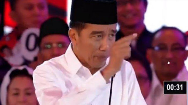 Janji-Janji yang Tidak Pernah Ditepati, Justru Beban Masa Lalu Jokowi Banyak Sekali