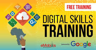 Google launches an Online Digital Training For Africans