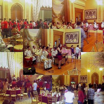 Talen Pemusik Band Oriental Mandarin