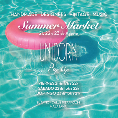 Unicorn Pop Up Summer Edition