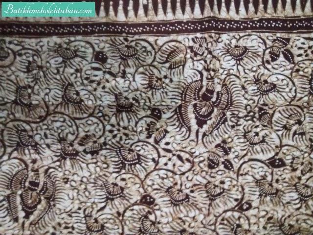 Kain Bahan Batik Tuban 2811I
