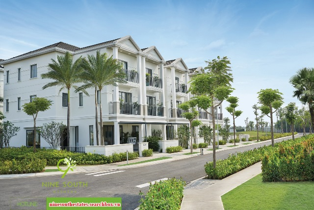The project Nine South top class Estates with attractive rates