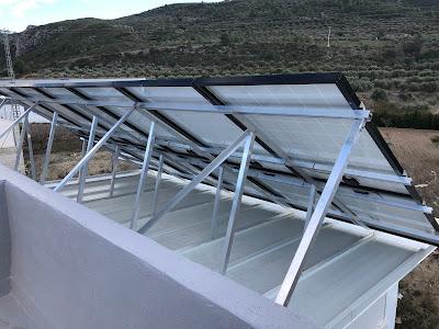 panel solar fotovoltaico policristalino benq auo sharp 24v 265wp garantia 12 años