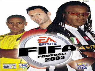 FIFA Football 2003 Game Free Download