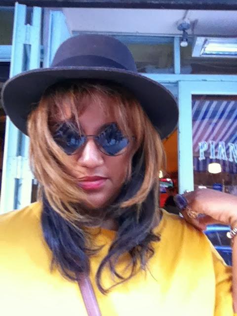 Edie's Closet, Fall Hats
