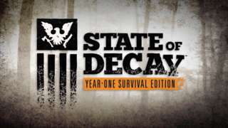 Logótipo jogo State of Decay: Day One (YOSE) PC Gamer PT-BR